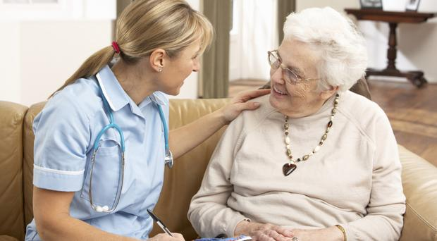 The current cost of nursing staff is typically about 60% of a care home's turnover