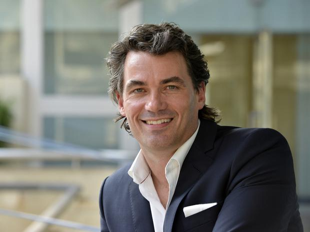 Gavin Patterson, chief executive of BT