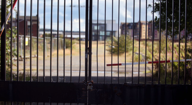 The former Sirocco Works in east Belfast