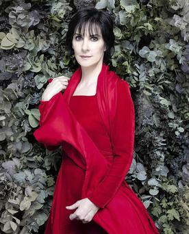 Success: singer Enya