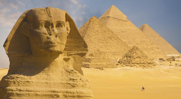 Egypt could provide great opportunities for companies in Northern Ireland