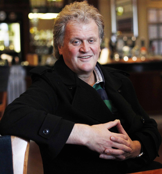 Tim Martin - the chairman of JD Wetherspoon