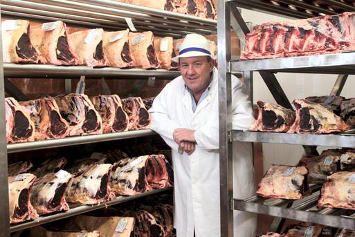 Peter Hannan is the founder and managing director of multiple award-winning Hannan Meats
