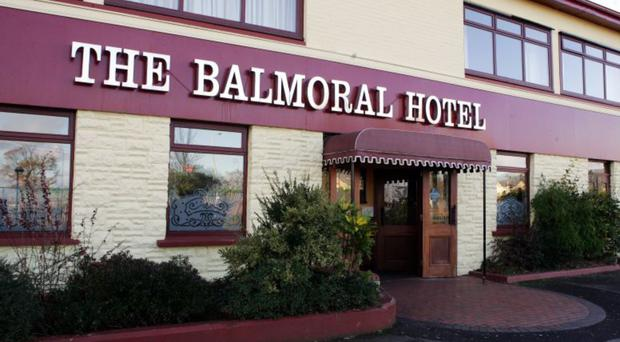 The Balmoral Hotel on Blacks Road