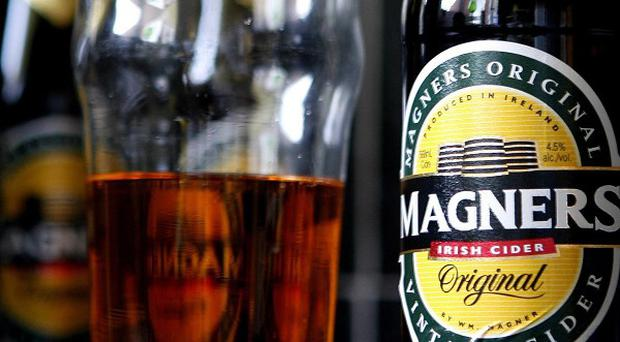 C&C, the company behind Magners cider, has entered into a strategic distribution agreement with San Miguel