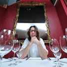 Michael Deane at his Michelin-starred restaurant on Howard Street