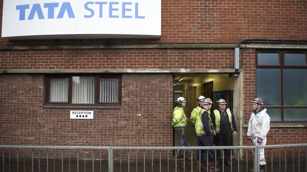 Efforts have been continuing to attract new operators for Tata Steel's mothballed plants at Clydebridge and Dalzell