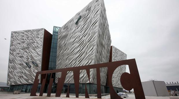Titanic Belfast saw revenues surge by 7% to £11.7m