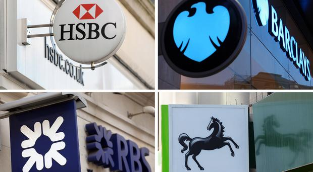 Barclays and RBS said they wanted Britain to remain in the EU, while HSBC warned of job losses in the event of Brexit and Lloyds said a vote to leave could