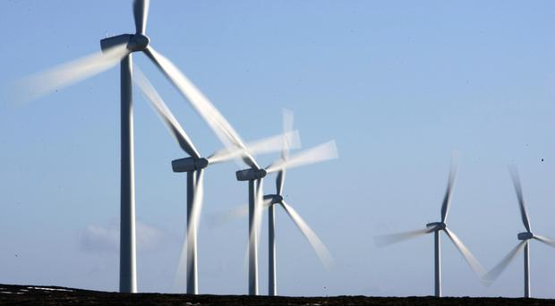 Plans are underway to bring an end to subsidies for small on-shore wind farms