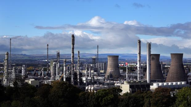 Ineos said it has successfully completed trials on the unit at Grangemouth eight years after it was mothballed