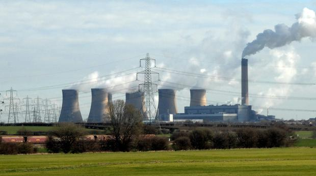 Eggborough was set to close before securing a contract with the National Grid