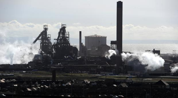 The future of steelmaking in the UK is under threat