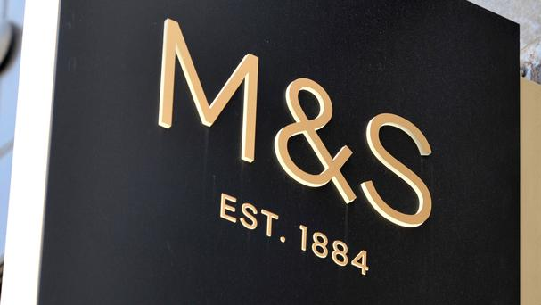 Marks & Spencer will reveal whether efforts to boost its women's clothing division have helped boost falling sales