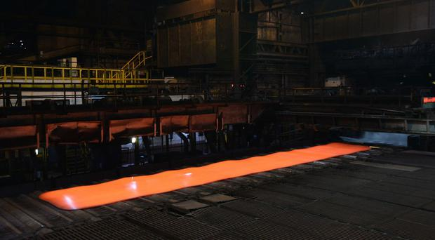 The exemption would benefit the steel industry