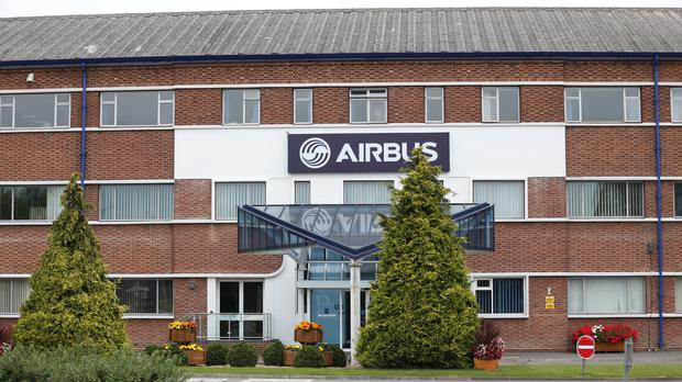 The letter was signed by six top Airbus Group bosses