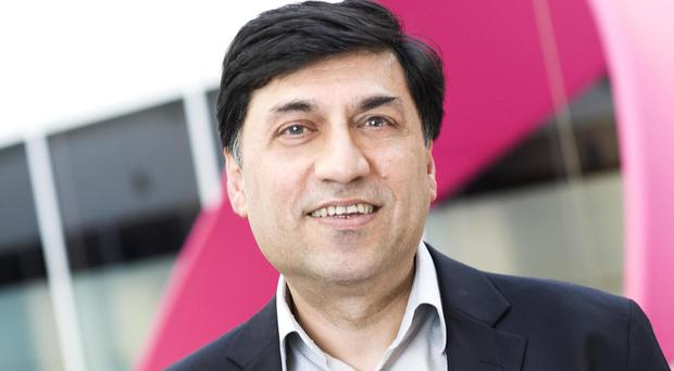 Rakesh Kapoor took the helm in 2011 (Reckitt Benckiser/PA)