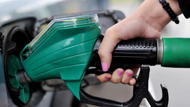 Petrol prices are on the rise