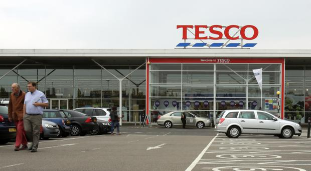 The study predicts Tesco to return to growth within the next few months