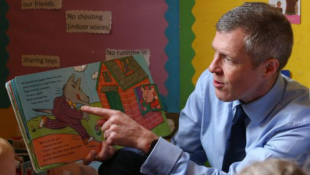 Willie Rennie said the Lib Dems' penny-for-education plans would help to invest in skills for Scotland's future