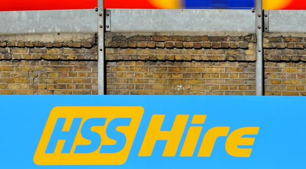 HSS Hire has deepened its losses