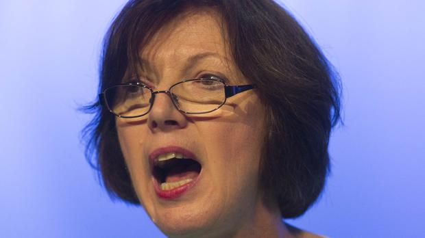 TUC general secretary Frances O'Grady said the EU guaranteed workers' rights that generations of trade unionists had fought for