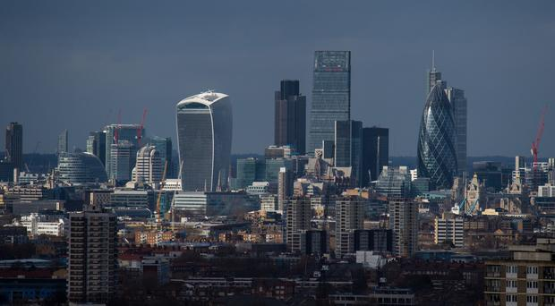 The London skyline, as the City of London Corporation backed developers of the Square Mile's tallest skyscraper