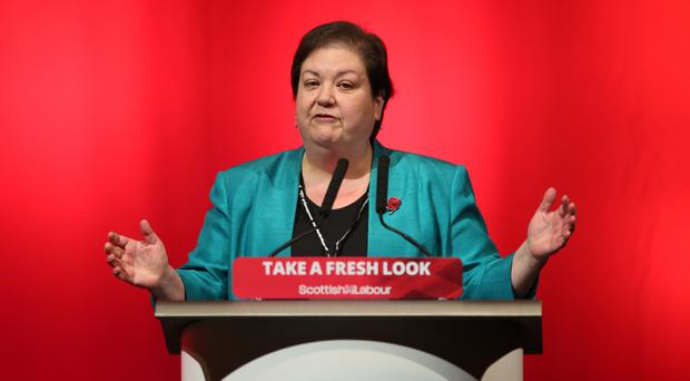 Jackie Baillie decried the lack of information about the deal