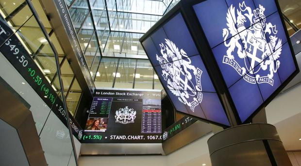 The FTSE 100 Index was up 8.4 points to 6212.6