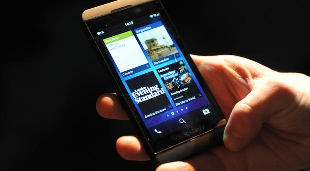 BlackBerry has struggled to maintain a central position in the smartphone hardware business