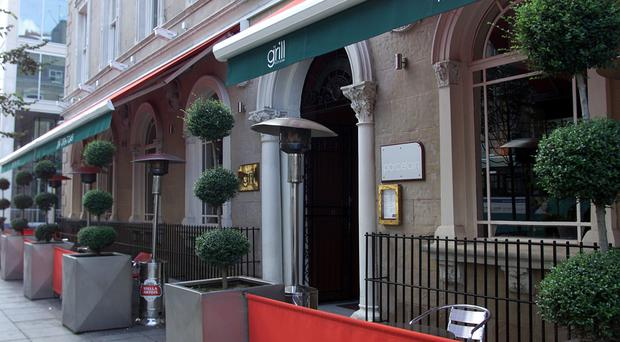 Ten Square Hotel in Belfast which is also owned by one of Paddy Kearney's firms