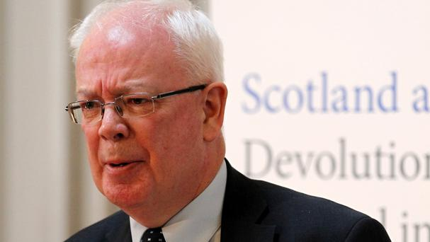 Lord Wallace of Tankerness accused ministers of
