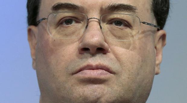 Andrew Bailey has been appointed head of City watchdog, the Financial Conduct Authority