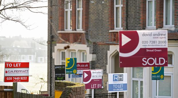 Shelter said average first-time buyers will need to raise a deposit of 46,000 pounds by 2020