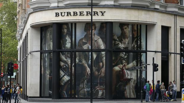 Burberry has been battling a slowdown in luxury spending, sparked by China's economic woes