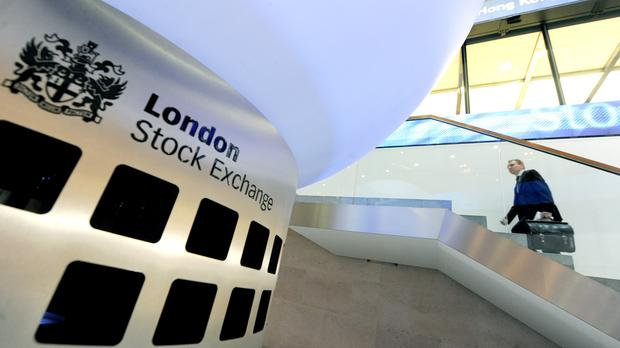 The FTSE 100 Index was down 17.4 points to 6346.2