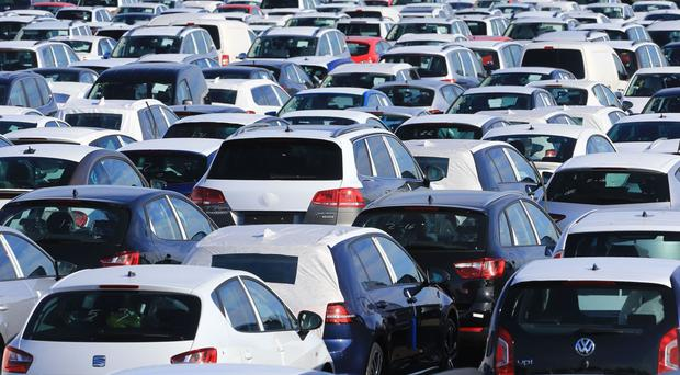 Some 3.21 million new vehicles were registered in 2015, according to the DVLA