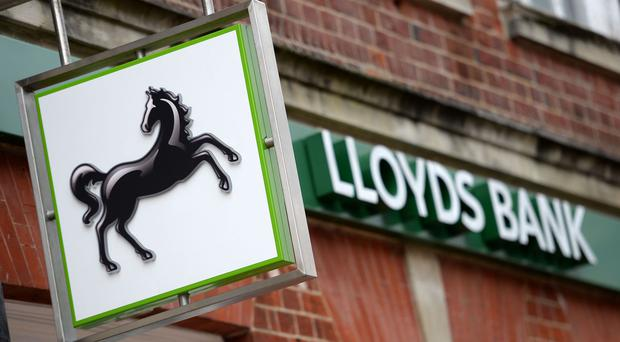 Lloyds Banking Group said a vote for Britain to exit the European Union would be 'potentially volatile'