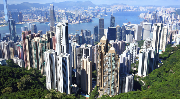 Hong Kong is one of the stops for the trade mission