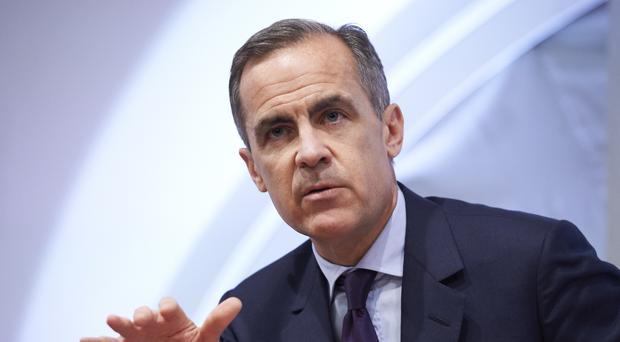 Mark Carney also warned that uncertainty over the referendum is starting to hamper economic activity