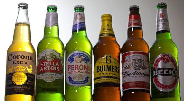 Budweiser brewer Anheuser-Busch InBev has agreed a €2.55bn (£2bn) deal to sell European lager brands Peroni and Grolsch as it moves a step closer to sealing its takeover of SABMiller