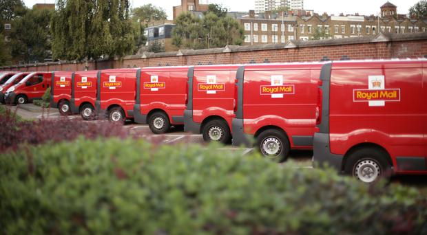 Royal Mail managers have voted to strike in a pay row