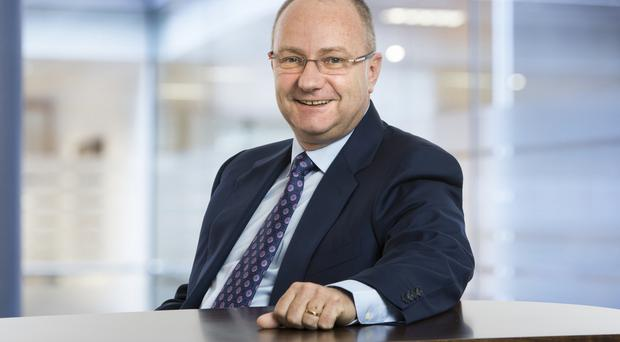 Mark Cutifani is chief executive of Anglo American (AngloAmerican/PA)