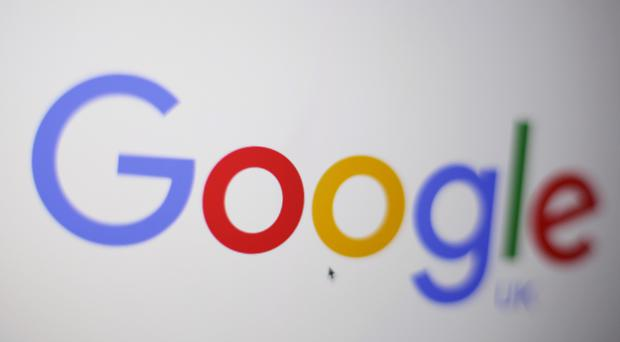 Google's parent company reported a fall of 5% in revenue on the previous quarter.
