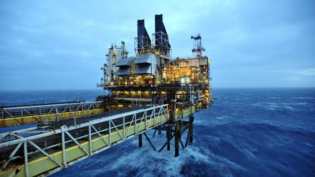 North Sea tax revenues have dropped to their lowest since the mid-70s