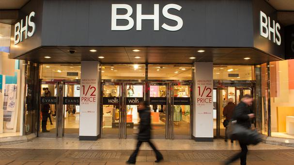 11,000 jobs may go amid fears BHS could file for administration