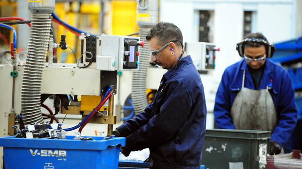 Export orders are still a concern for UK manufacturers