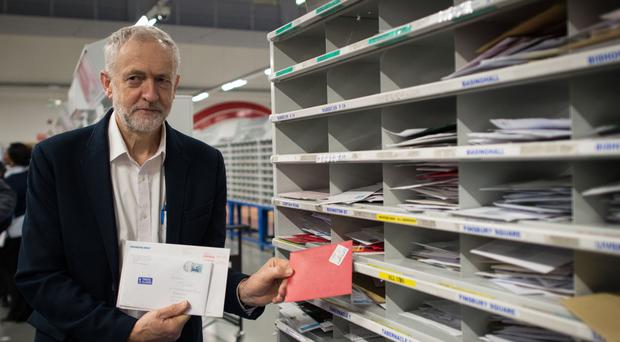 Jeremy Corbyn believes the Royal Mail should be brought back into public ownership