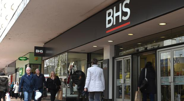 BHS's pension fund has more than 20,000 members