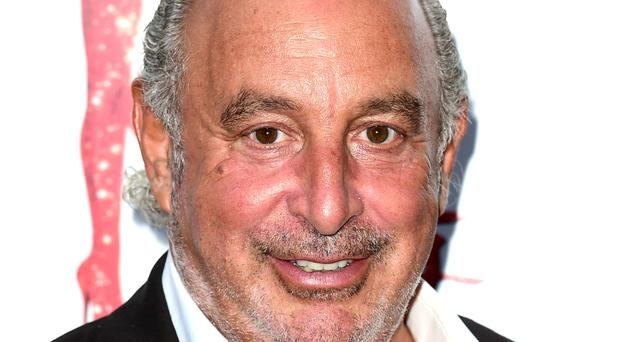 Sir Philip Green is the former owner of BHS